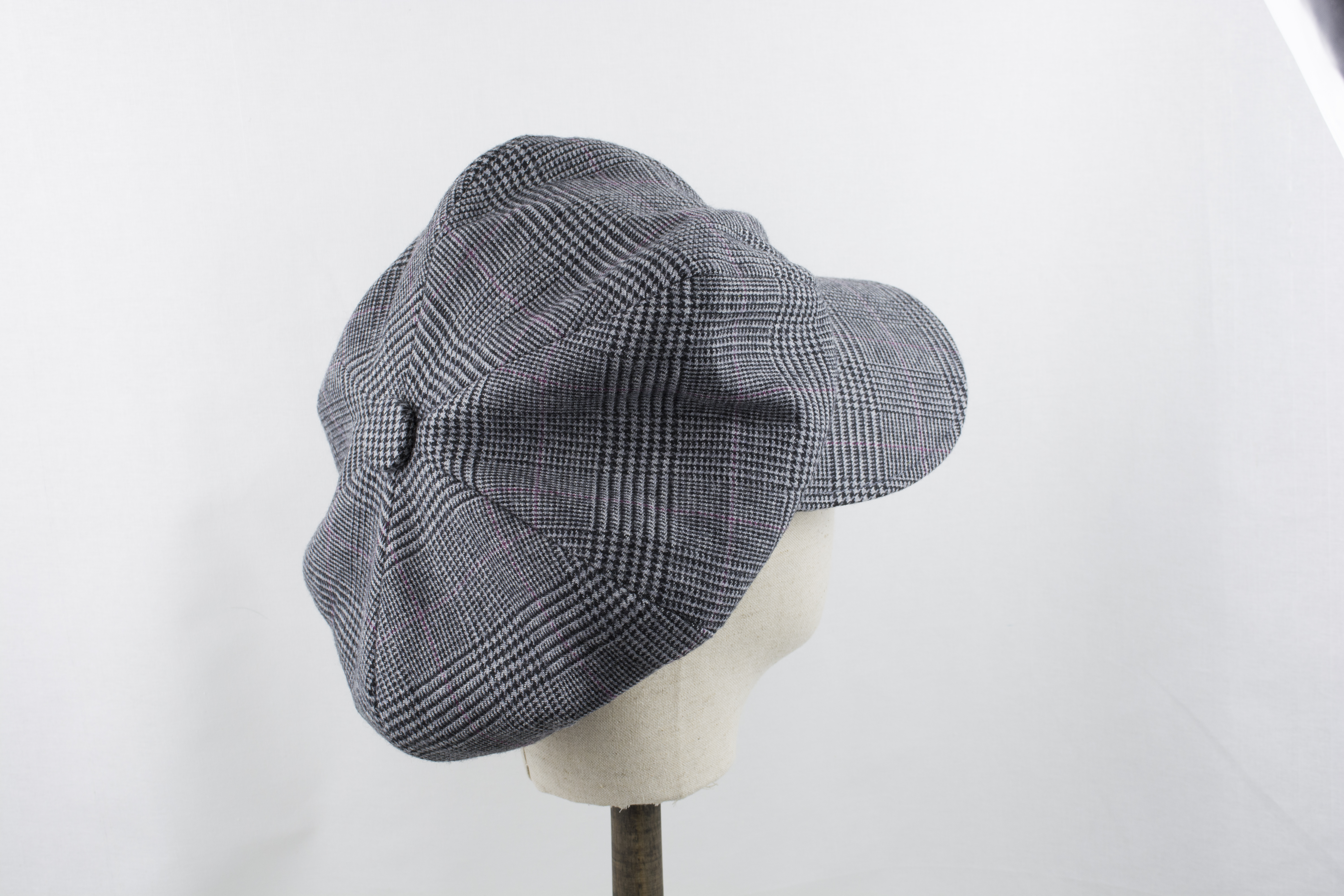tweed cap for women
